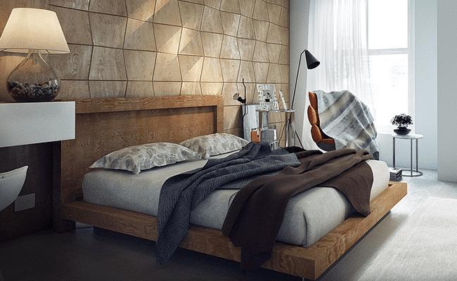 Тапицирани спални